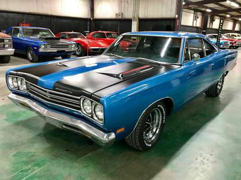 1969 Plymouth Road Runner 383 4 Speed #239026 for sale in Sherman, IL