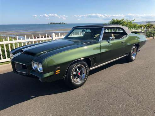 1972 Pontiac 2-Dr Coupe for sale in Milford City, CT