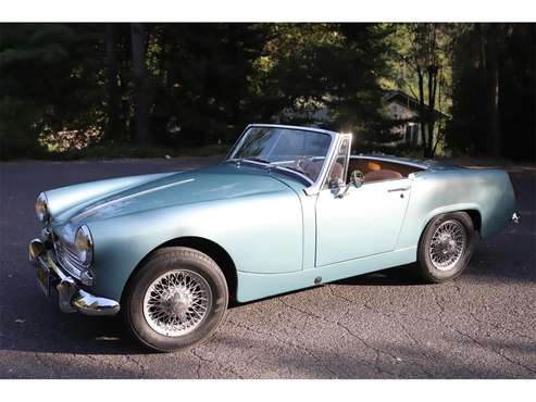 1964 MG Midget for sale in Sonora, CA