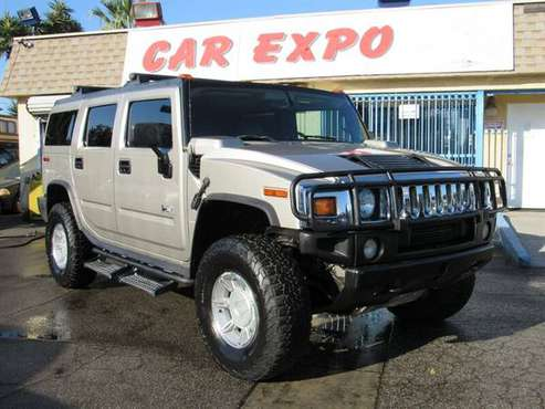 2005 HUMMER H2 Lux Series for sale in Downey, CA