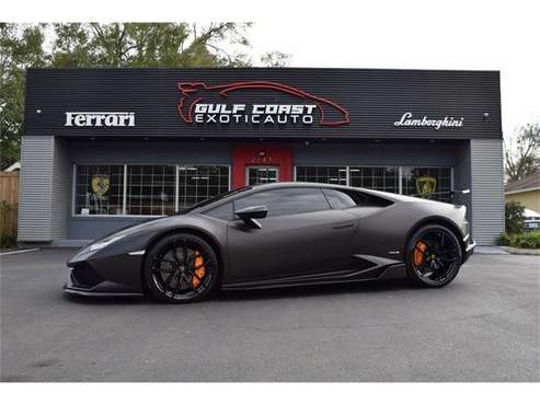 2015 Lamborghini Huracan for sale in Biloxi, MS