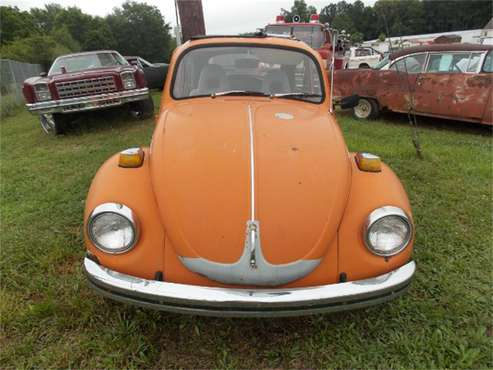 1972 Volkswagen Super Beetle for sale in Gray Court, SC