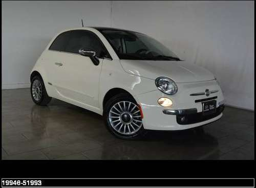 2012 FIAT 500 Lounge for sale in Austin, TX