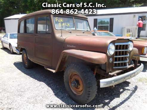 1951 Willys Jeep Wagon for sale in Gray Court, SC