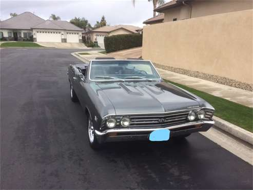 1967 Chevrolet Chevelle for sale in Bakersfield, CA