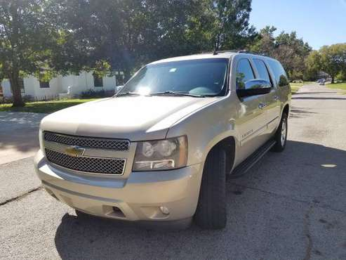 2008 Chevy Suburban LTZ for sale in Bartlesville, OK