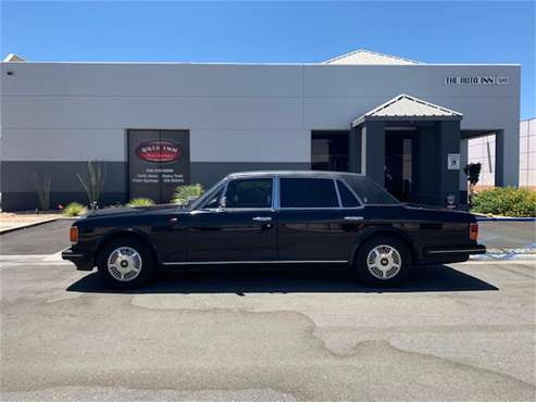 1988 Rolls-Royce Silver Spur for sale in Palm Springs, CA