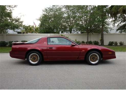 1987 Pontiac Firebird for sale in Vero Beach, FL