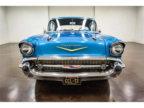 1957 Chevrolet Bel Air for sale in Sherman, TX