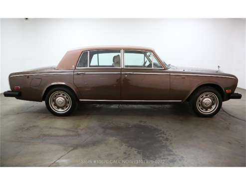 1976 Rolls-Royce Silver Shadow for sale in Beverly Hills, CA