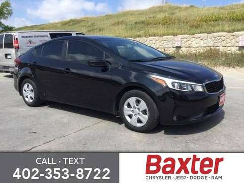 *2018* *Kia* *Forte* *LX* for sale in Omaha, NE