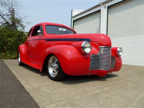 1940 Chevrolet Business Coupe for sale in Turner, OR