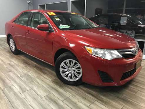 2014 Toyota Camry LE 4dr Sedan EASY FINANCING! - cars & trucks - by... for sale in Rancho Cordova, CA