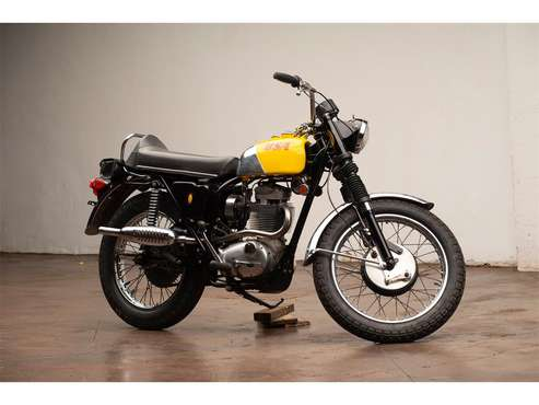 1970 BSA B44 Shooting Star for sale in Corpus Christi, TX