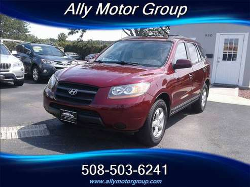 2008 Hyundai Santa Fe GLS for sale in Seekonk, RI