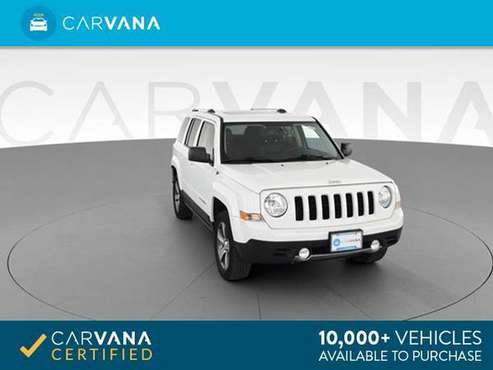 2016 Jeep Patriot High Altitude Edition Sport Utility 4D suv White - for sale in Springfield, MA
