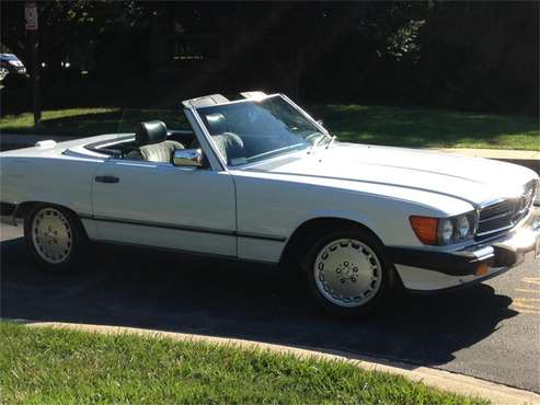 1989 Mercedes-Benz 560SL for sale in Baltimore, MD