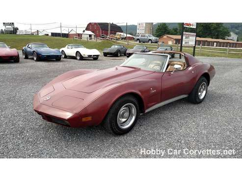 1974 Chevrolet Corvette for sale in Martinsburg, PA