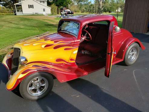 1934 Ford Coupe for sale in Fredonia, NY