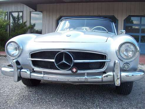 1956 Mercedes-Benz 190SL for sale in Medina, OH