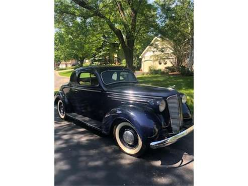 1937 Dodge Brothers Business Coupe for sale in Annandale, MN