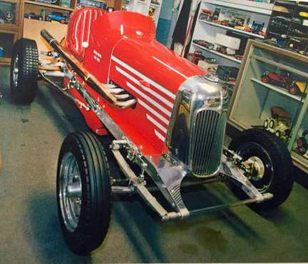 Kurtis Midget Race Car - Offenhauser for sale in Los Angeles, CA