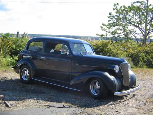 1937 Chevrolet Tudor for sale in West Pittston, PA