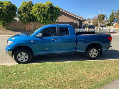 2008 Toyota Tundra V8 *Low Miles* for sale in Ventura, CA