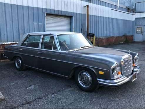 1969 Mercedes-Benz 300SEL for sale in Cadillac, MI