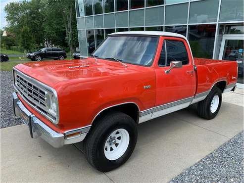 1976 Dodge Power Wagon for sale in Saratoga Springs, NY