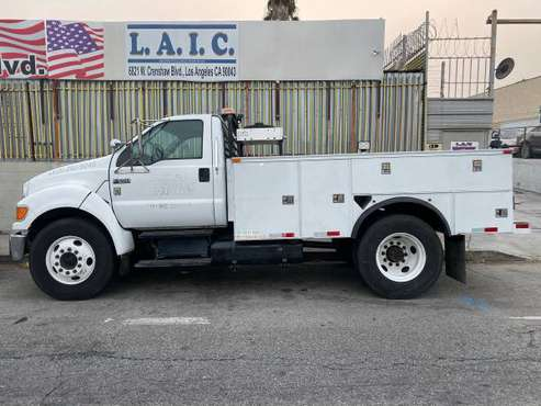 ford F650 - cars & trucks - by owner - vehicle automotive sale for sale in Los Angeles, NM