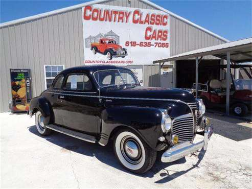 1941 Plymouth Business Coupe for sale in Staunton, IL