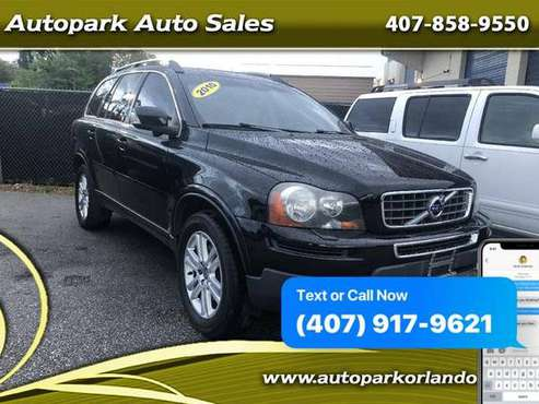 2010 Volvo XC90 FWD 4dr I6 BAD CREDIT IS NO PROBLEM! WE FINANCE! for sale in Orlando, FL