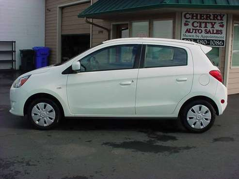 "2014 MITSUBISHI MIRAGE HATCHBACK ""42 MPG"" for sale in Salem, OR"