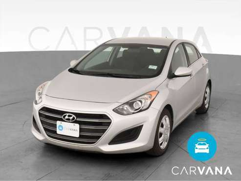 2017 Hyundai Elantra GT Hatchback 4D hatchback Gray - FINANCE ONLINE... for sale in San Bruno, CA