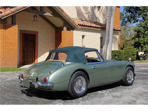 1965 Austin-Healey 3000 Mark III BJ8 for sale in West Palm Beach, FL