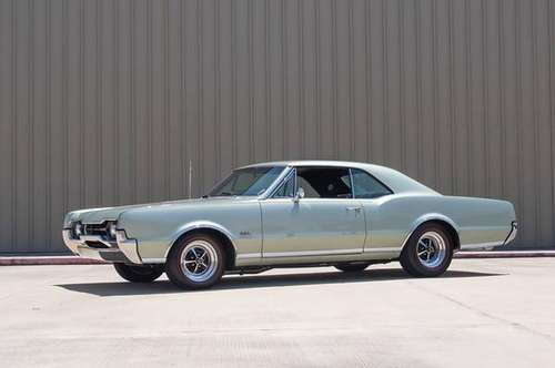 1967 OLDSMOBILE CUTLASS SUPREME 442 for sale in Tomball, TX