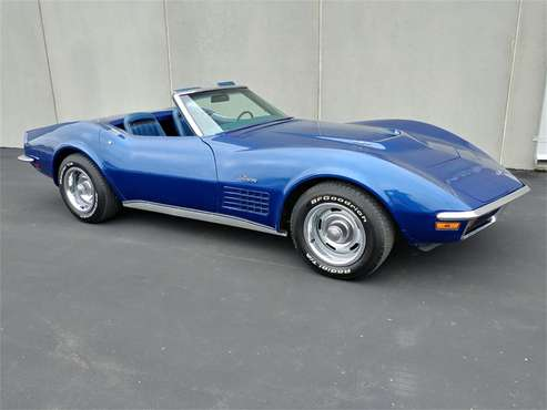 1972 Chevrolet Corvette for sale in N. Kansas City, MO