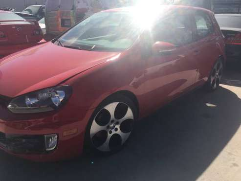 Golf gti 2012 for sale in El Paso, TX