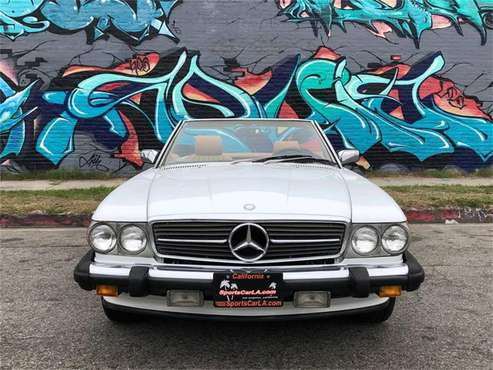 1987 Mercedes-Benz 560 for sale in Los Angeles, CA