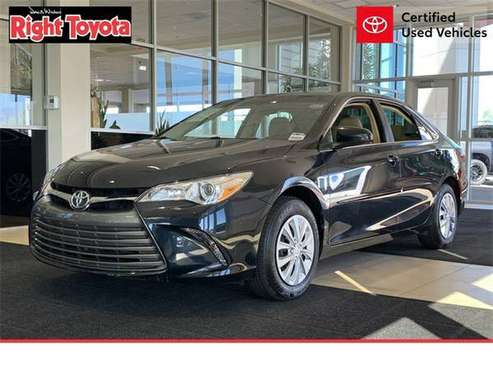 2017 Toyota Camry LE/ You Save $2,111 below Retail! for sale in Scottsdale, AZ