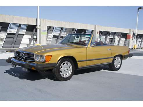 1974 Mercedes-Benz 450SL for sale in Miami Beach, FL