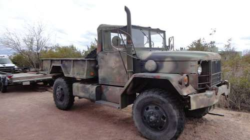 1971 Bobbed Duece Military Truck for sale in MESILLA PARK, NM
