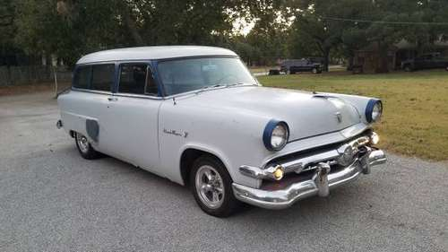 1954 Ford Ranch Wagon for sale in Haltom City, TX