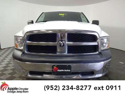 2012 Ram 1500 truck ST (Bright White Clearcoat) for sale in Shakopee, MN