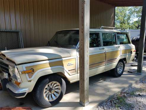 1986 Jeep Grand Wagoneer for sale in Lincoln, MO