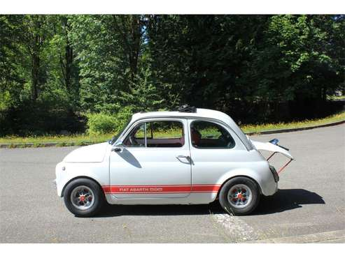 1970 Fiat Abarth for sale in Tacoma, WA