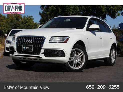 2014 Audi Q5 Premium Plus AWD All Wheel Drive SKU:EA004471 for sale in SF bay area, CA