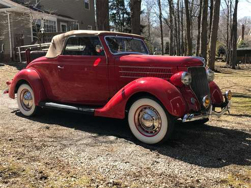 1936 Ford Deluxe for sale in Cleveland, OH