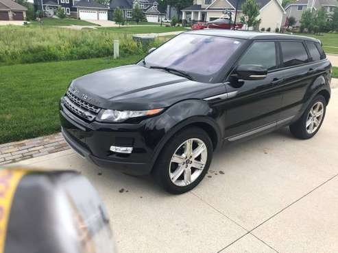 2013 range rover evoque pure plus for sale in Des Moines, IA